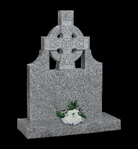 ET54 - Celtic Cross Headstone Image